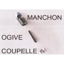 Manchon Sta-lok, diam étai 6mm
