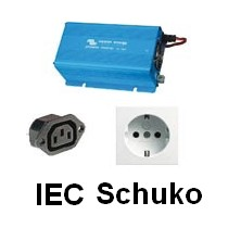 Convertisseur Phoenix 12V/350W - Sortie IEC - 230V