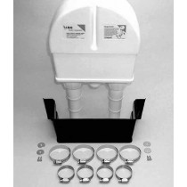 Séparateur eau/gaz 2''pour groupes électrogènes ONAN 4MDKBH / 6MDKBJ / 7MDKBL / 9,5MDKBM / 11MDKBN