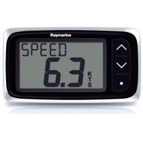 Pack instruments i40 Vitesse/température, avec capteur traversante P371 RAYMARINE