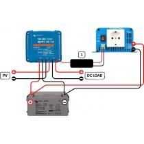 Câble de démarrage/arrêt à distance du convertisseur au MPPT 70/15