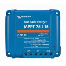 Régulateur de charge BlueSolar MPPT VICTRON 75/15 (12/24V-15A)