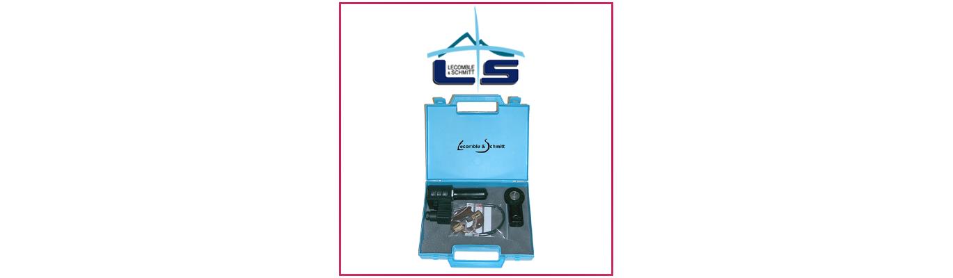 Pièces détachées et maintenance - Spare parts Lecomble & Schmitt