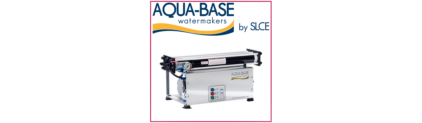 Dessalinisateurs - Watermaker AQUA-BASE
