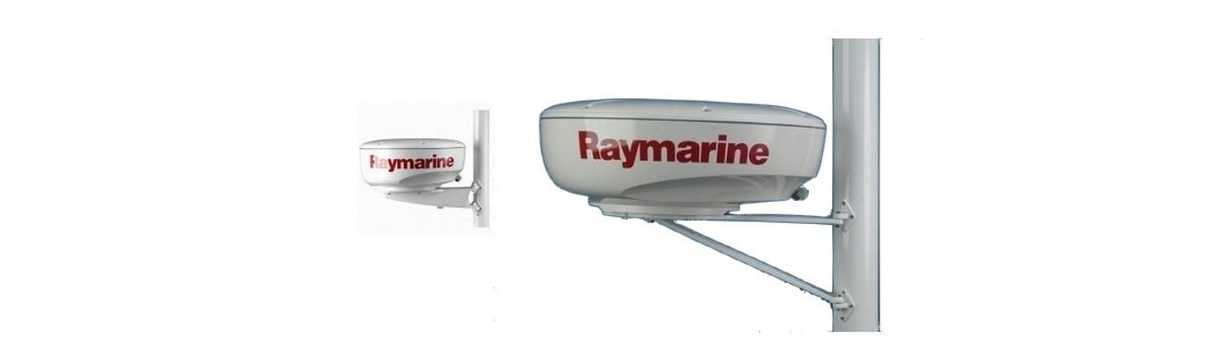 Support d'antenne sur mât - Mast Mounts (Fixed)