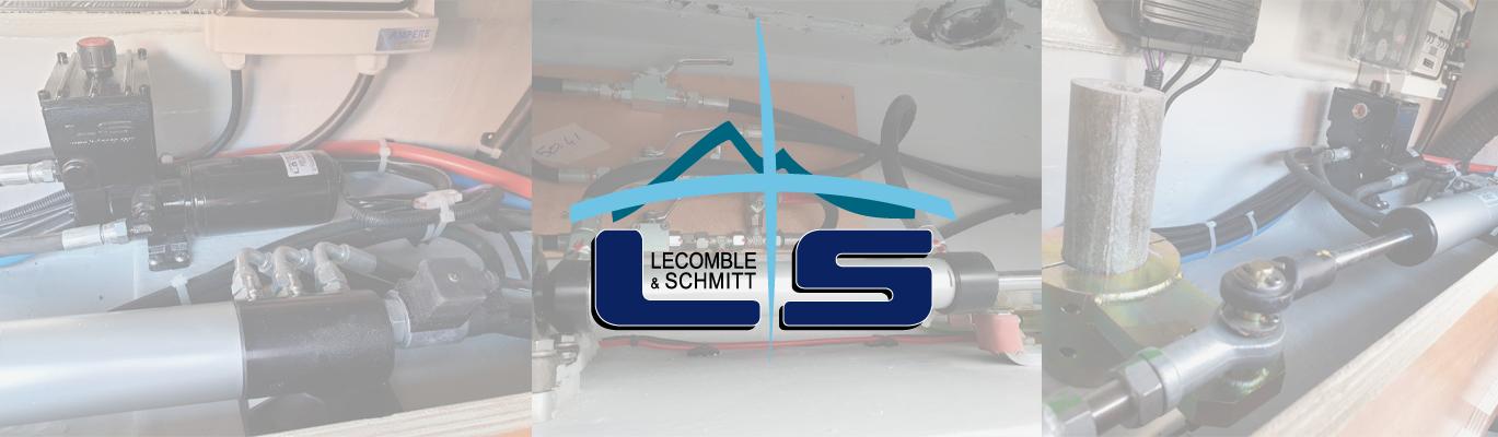 Vérins et pompes hydrauliques LECOMBLE et SCHMITT