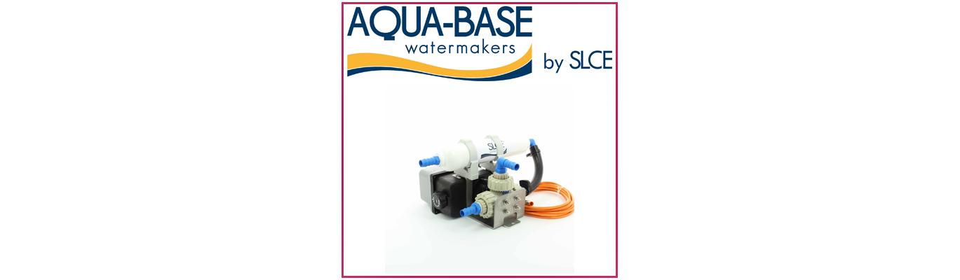 Options et pièces détachées - Options and Spare parts AQUA-BASE