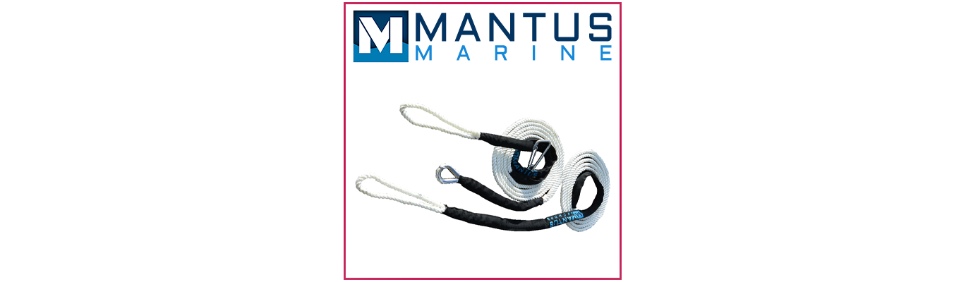 Pattes d'oie - Bridle Mantus Anchors