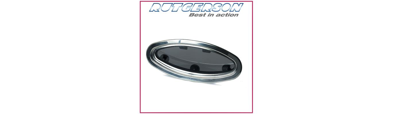 Hublots elliptiques 485x225mm RUTGERSON