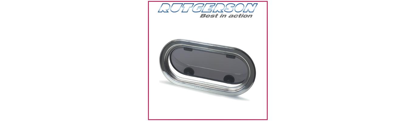 Hublots ovales 403x204mm RUTGERSON
