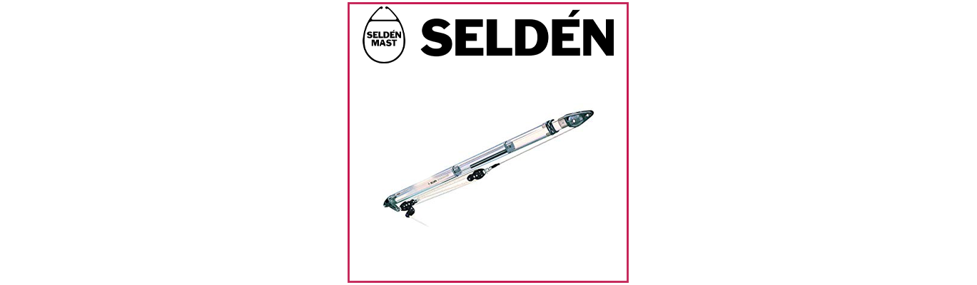 Hâle-bas rigide Selden - Rigid rodkicker