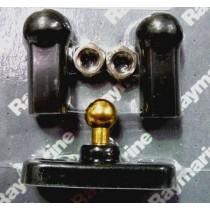 Kit rotule pour capteur d'angle de barre Raymarine