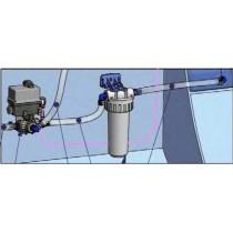 Rinçage automatique Aqua-base X et Y