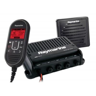 VHF Ray90 Black Box Avec GPS Raymarine