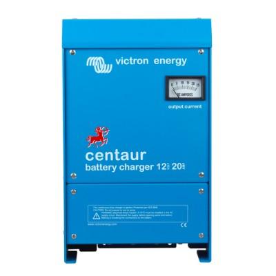 Chargeur automatique Centaur Victron 12V/20amp 3 sorties