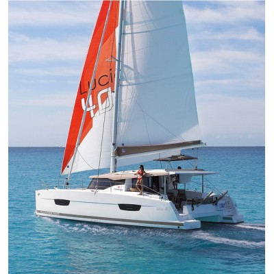 Main Sail New Grand Voile Lucia 40 Fountaine Pajot