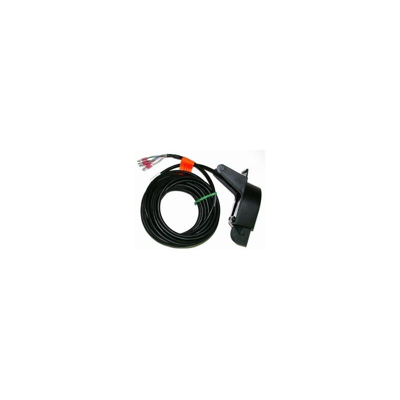 Série ST40 : Capteur vitesse/température et profondeur tableau arrière (câble 9m)