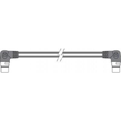 Branche Seatalk NG prises coudées longueur 0,4mètre Raymarine