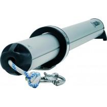 Kit bout-dehors SELDEN aluminium Diam 72/72mm