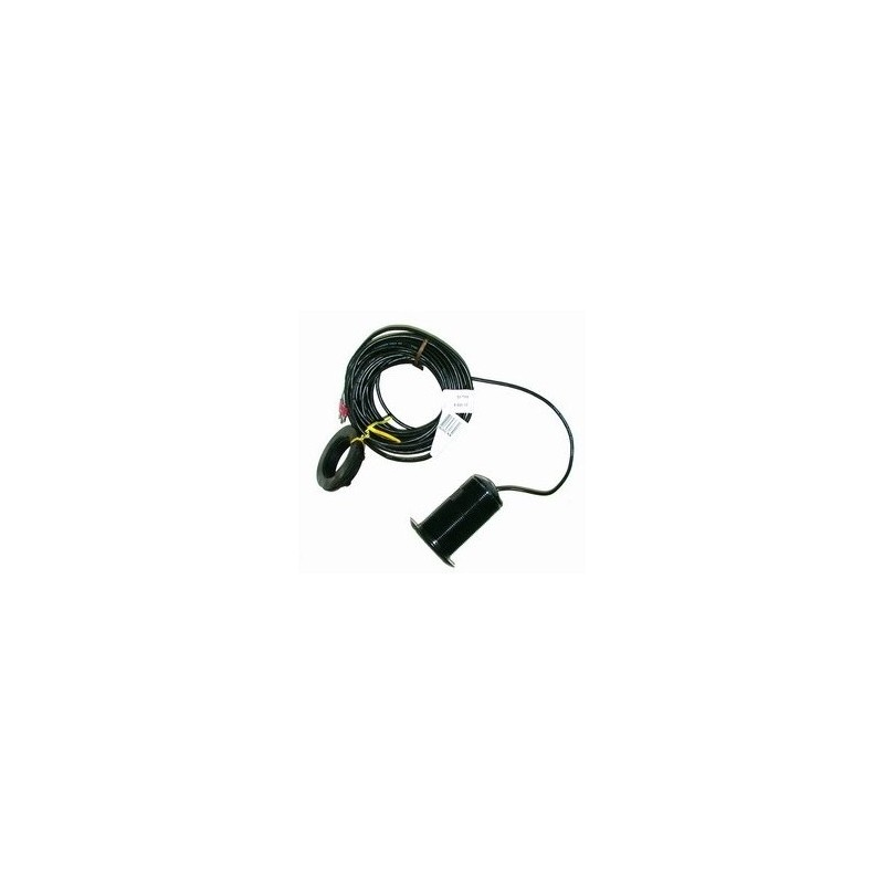 Sonde profondeur traversante plastique (câble 13m) RAYMARINE