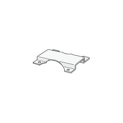 Platine instruments 100x55mm, pour tête de mât 0° Selden