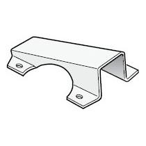 Platine instruments 105x55mm, Pour tête de mât inclinée à 15°