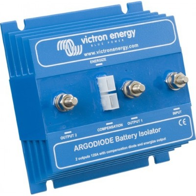 Répartiteur de charge Argo Diode 180-3AC Victron 3 batteries 180A