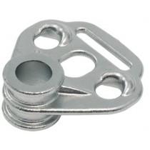 Kit cosse pour double cordage de guindant CX25 SELDEN
