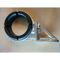 Support d'étrave à 90°du davier pour bout-dehors Alu 75mm - Carbone 76mm SELDEN