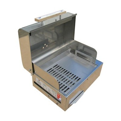 Barbecue Alpha Flat/Grill Plate SOVEREIGN