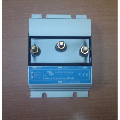Diode Battery Combiner BCD 702 Victron 2 batteries 70Amp