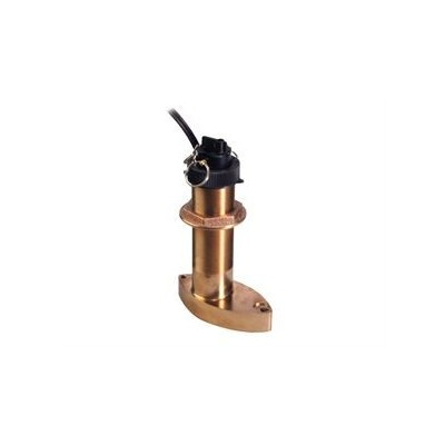Triducer traversant bronze long B744VL (câble 13.8m) Raymarine