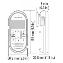 Combiné Raymic VHF Ray 60 et 70
