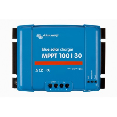 Régulateur de charge BlueSolar MPPT Victron 100/30amp (12/24V-30Amp)
