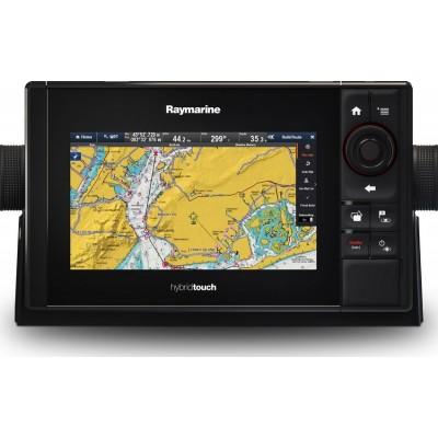 Ecran eS78 Raymarine WiFi tactile 7'' Sondeur DV intégré - Sans cartographie