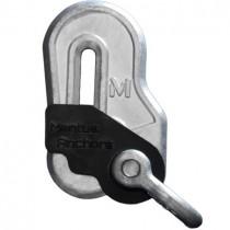 Main de fer galvanisée MANTUS pour chaîne de 10mm et 3/8
