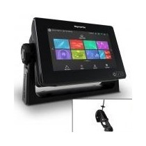 Ecran tactile AXIOM 7 RAYMARINE - Sondeur Downvision avec sonde CPT-S
