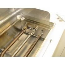 Barbecue inox a gaz  - Plancha / Grill Sovereign bbq