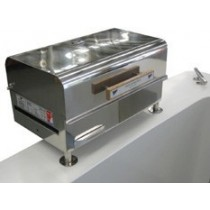 barbecue inox pour bateau   - Plancha / Grill Sovereign bbq