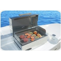 barbecue inox 316 pour bateau   - Plancha / Grill Sovereign bbq
