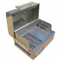 barbecue pour bateau plancha grill inox  -  Plancha / Grill Sovereign BBQ'S