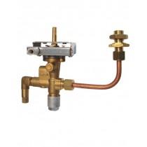 Robinet d'arrêt de gaz Alpha (Control valve) - Sovereign BBQ's
