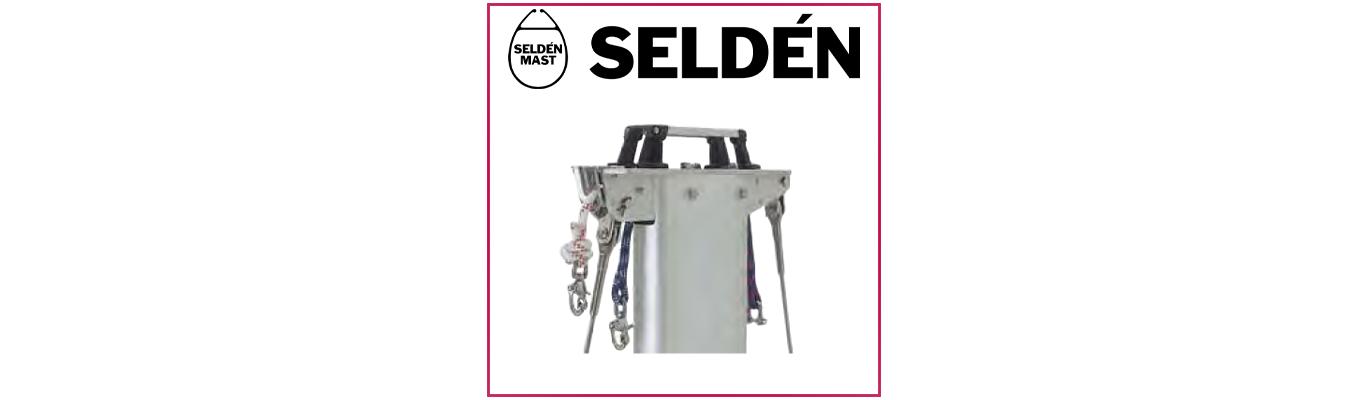 Accessoires de tête de mât - Masthead accessories Selden