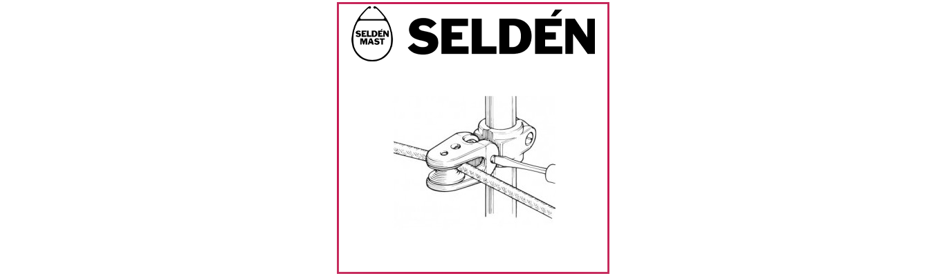Options et Pièces - Spare parts and options by Selden Mast