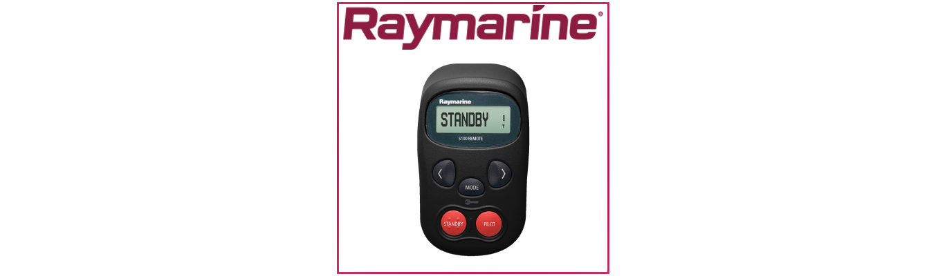 Pilotes automatiques inboard Raymarine