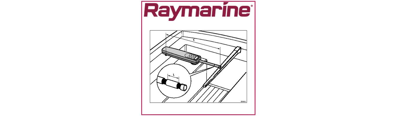Accessoires de pilote de cockpit Raymarine