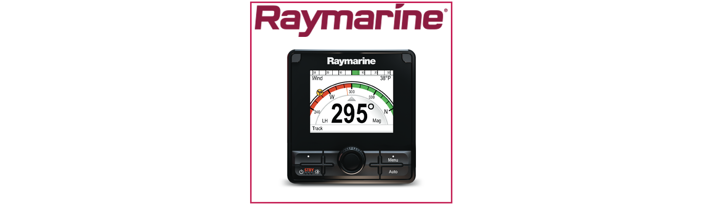 Boitiers de commande Raymarine
