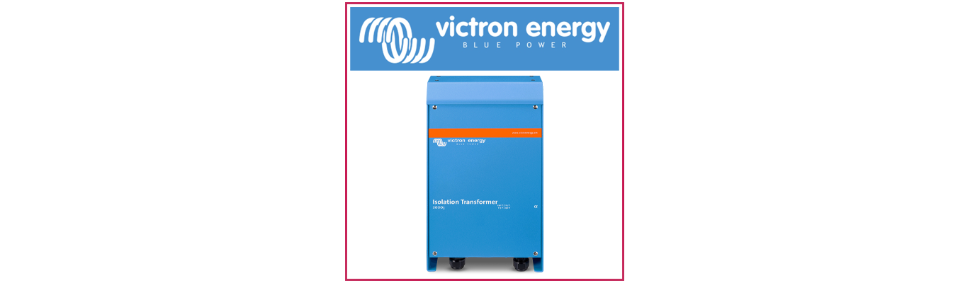 Transformateurs d'isolement et de tension Victron Energy
