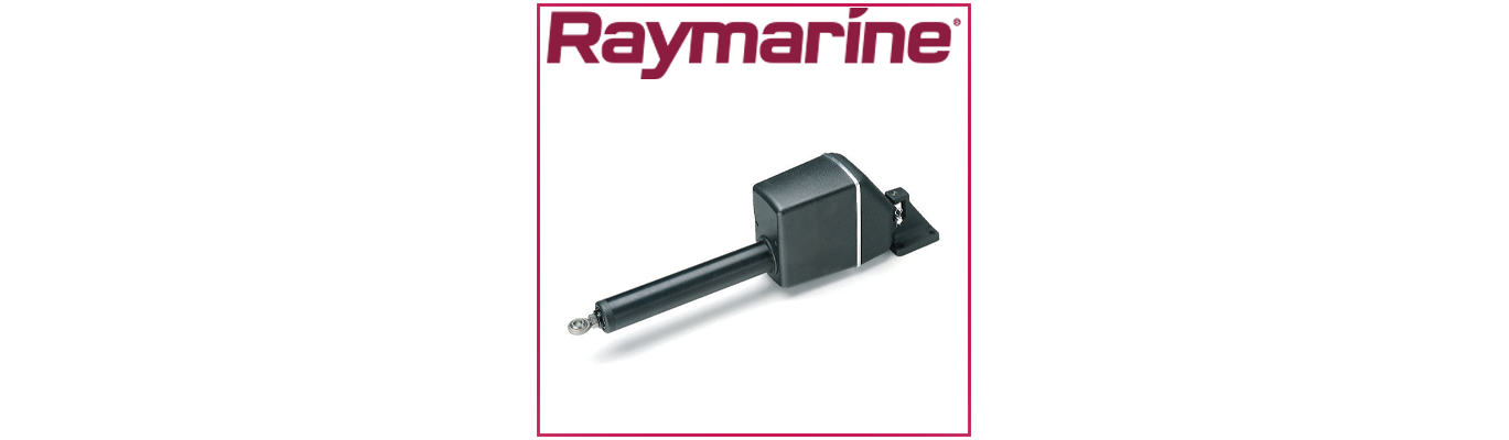 Pilotes inboard Raymarine