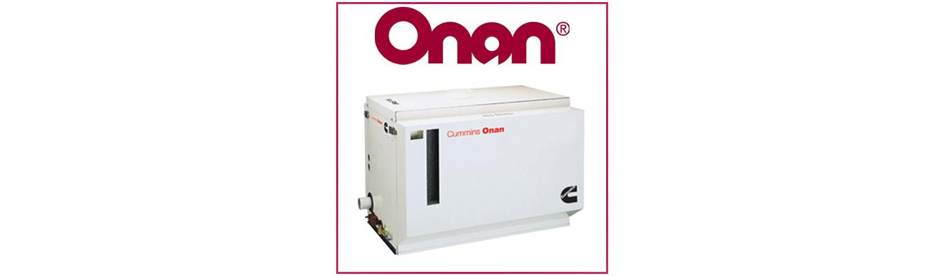 Groupe électrogène Onan - Onan genset